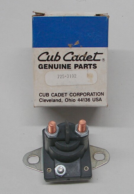 cub cadets nos onan me 185 2658 headlight tail light cub cadet clutch switch wiring #2