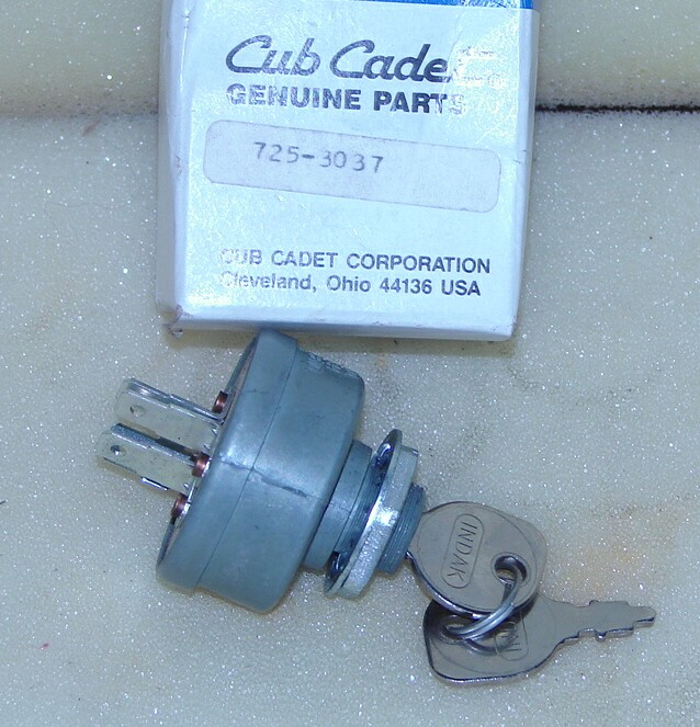 Cub Cadet 1215 Pto Switch : Cub cadet light lights electrical switch block out panels