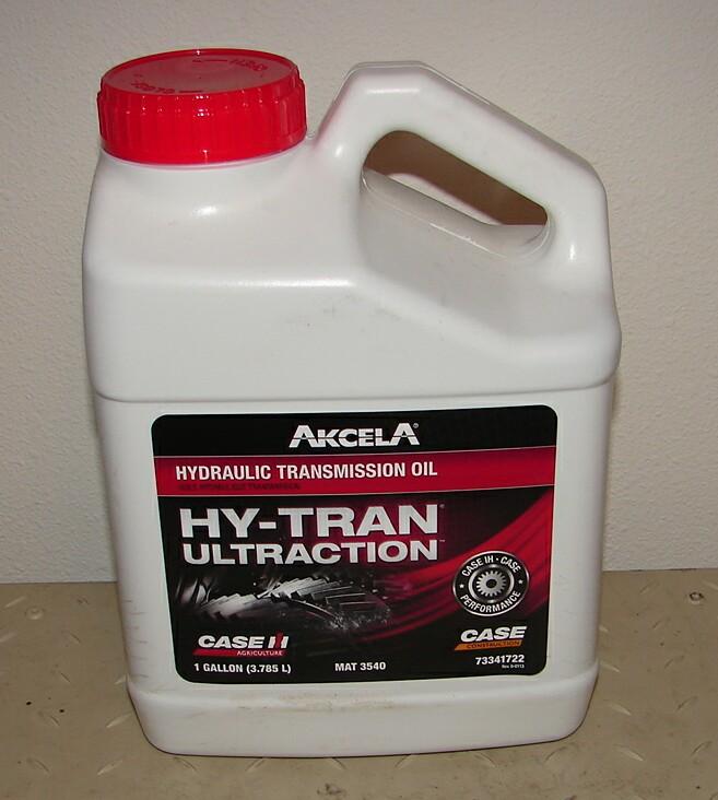 Cub Cadet Hytran Hy-Tran Transmission fluid MMO Maravel