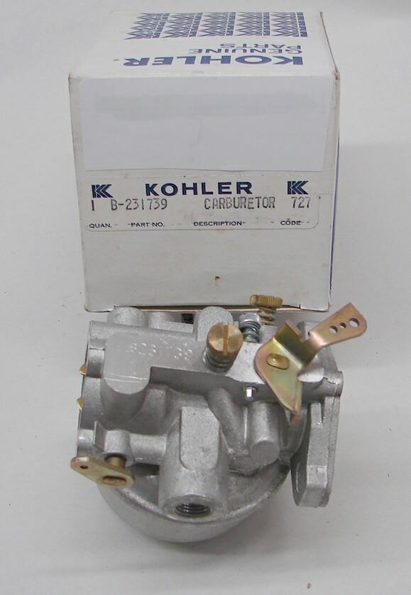 Cub Cadet Kohler Carburetor Parts International Harvester IH