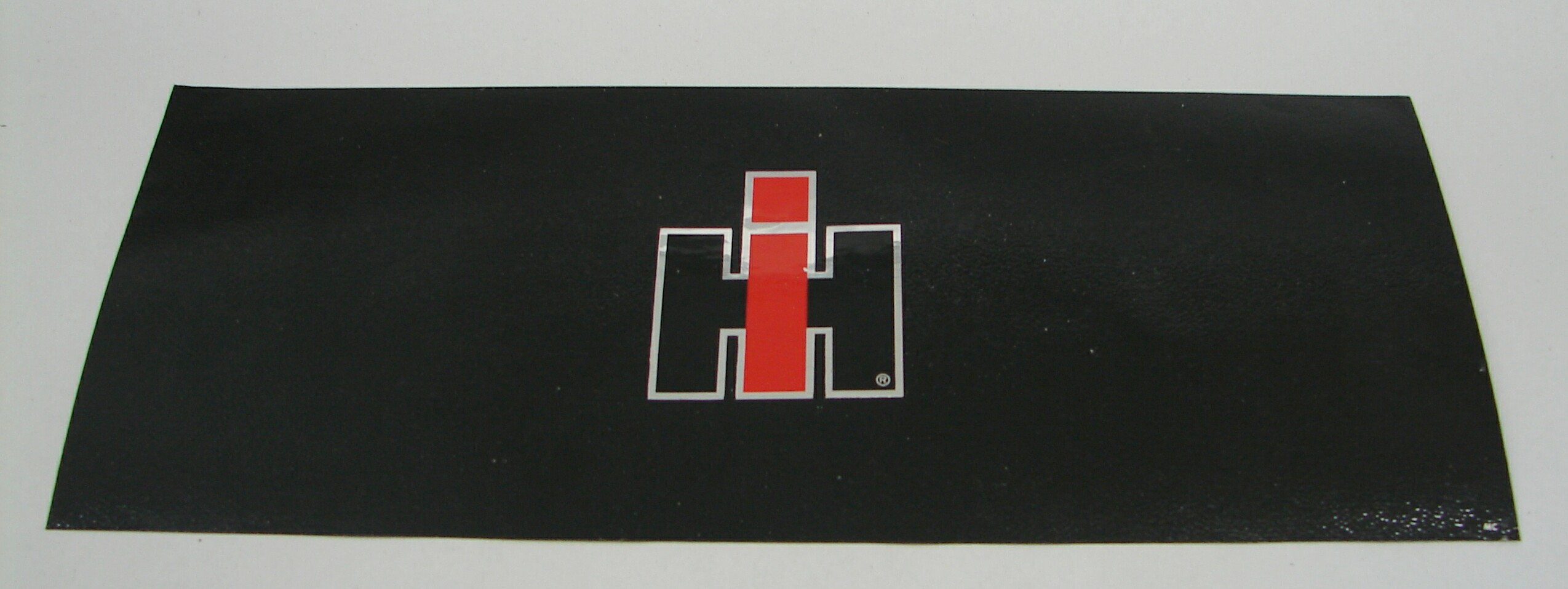 Ih Cub Cadet New Old Stock Decals Cubcadet Mtd Ccc Parts 1430 Wiring Diagram Nos 73 106 107 126 127 147 Textured Headlight Panel Decal Pn 529807 R1