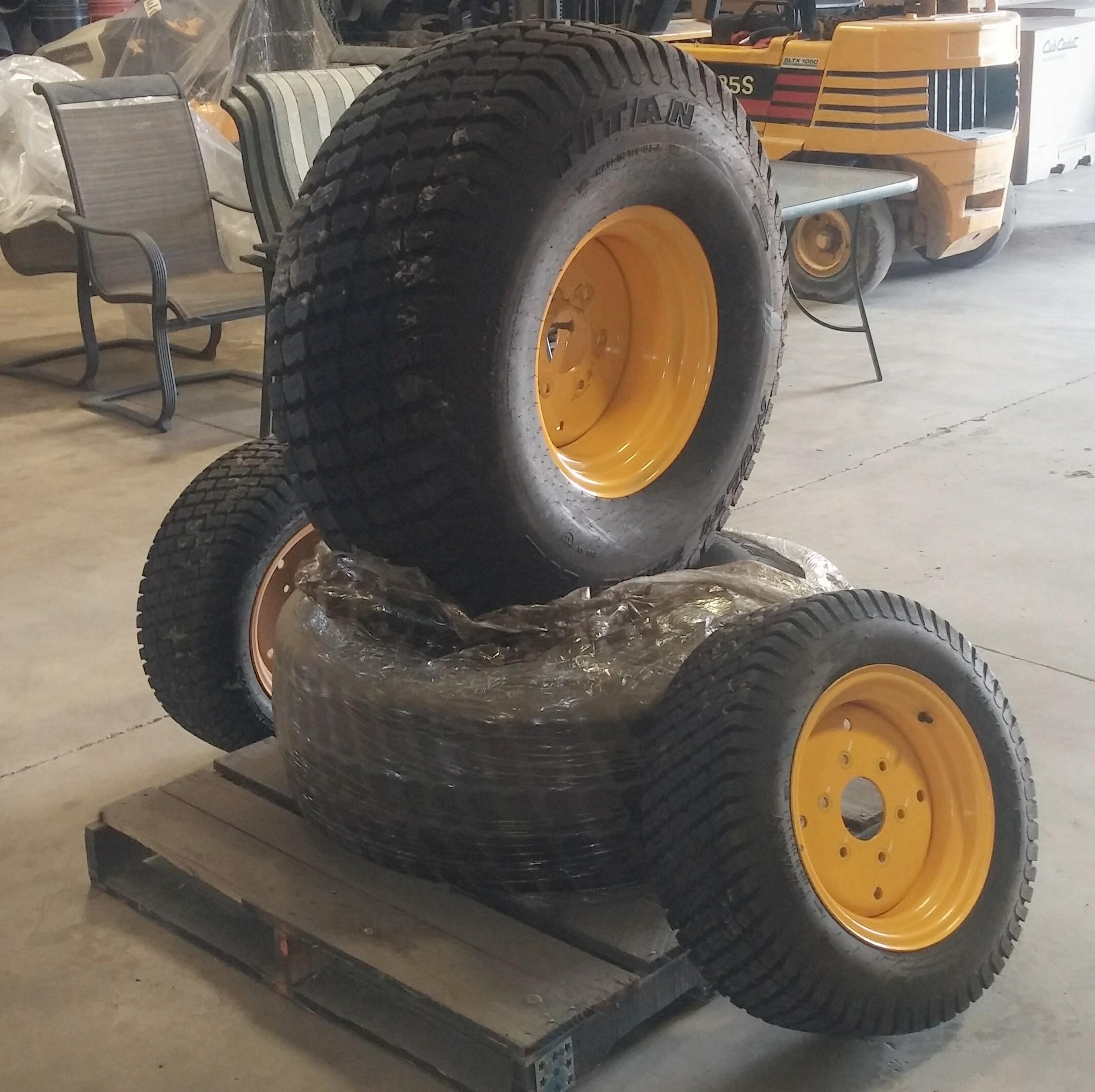 Cub Cadet Dual Wheels : Cub cadet original cadets wheel bushing foot rest